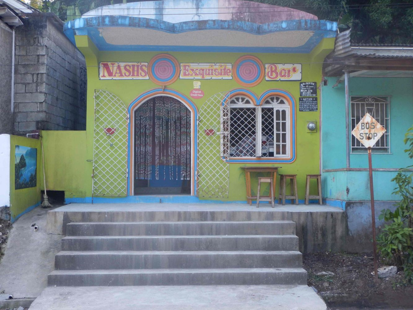Nash's Bar Port Antonio Portland Jamaica