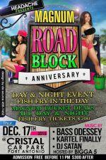 Road Block Anniversary Party